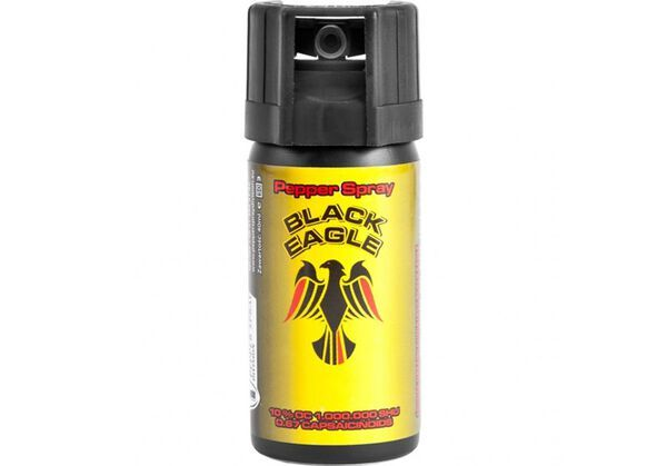Газовый баллончик Black Eagle