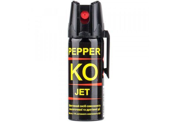 Газовый баллончик KO JET (50 мл)