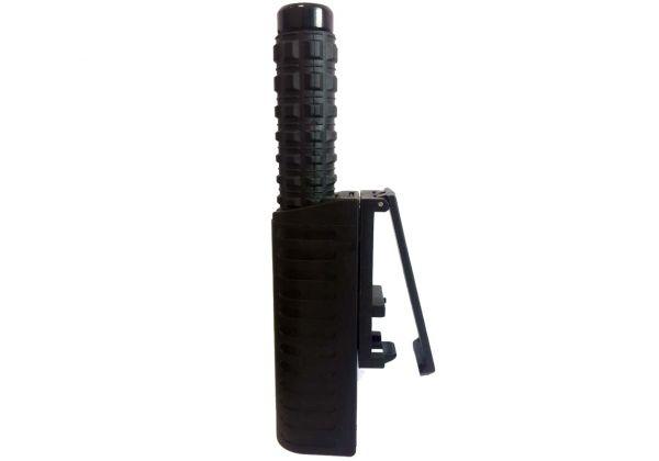 Телескопическая дубинка USP 21 black (каленая)